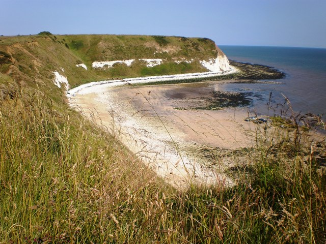 South Landing (Flamborough) Beach - Yorkshire