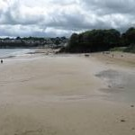 Beach At Coppet Hall