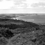 View over Ramsey Bay from the Gooseneck