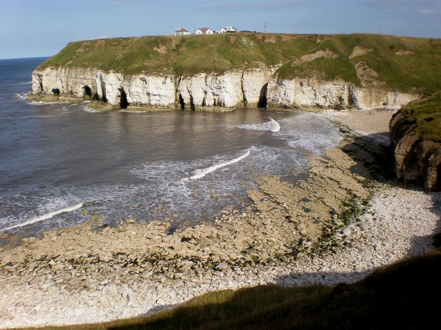 Thornwick Bay - Yorkshire