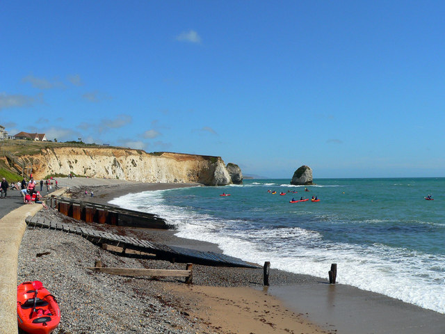 Freshwater Bay - Isle of Wight