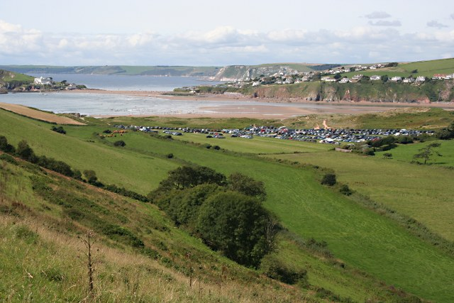 Bantham Beach South Devon