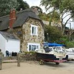 The Fisherman's Cottage, Shanklin Chine