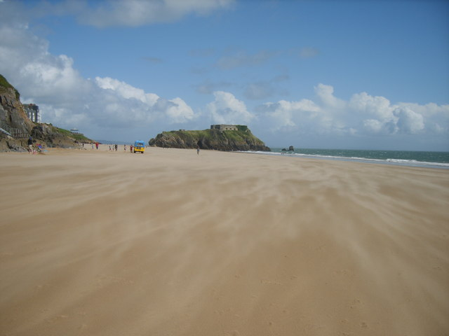 South Tenby Beach - Pembrokeshire