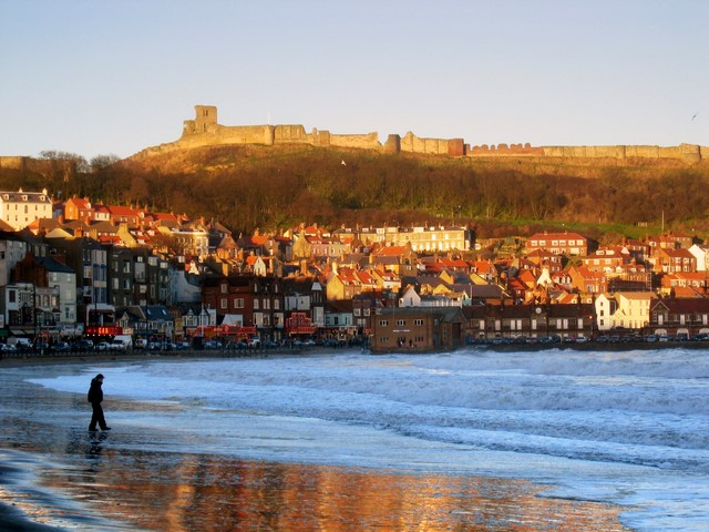 Scarborough Beach South Bay Yorkshire