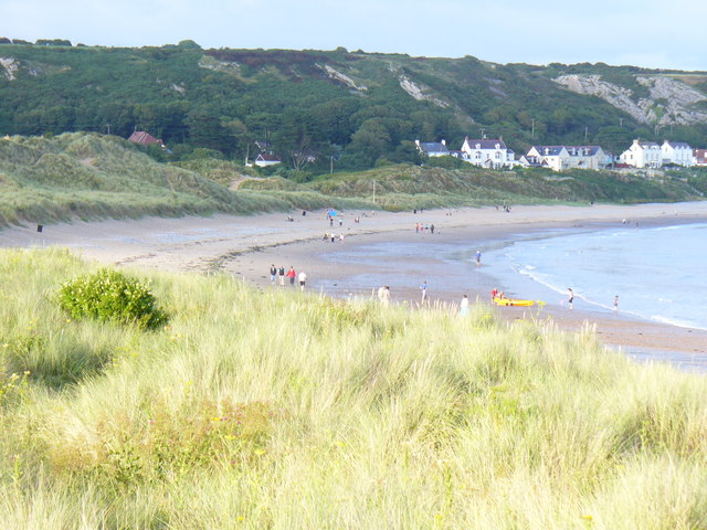 Port Eynon Beach - Glamorgan