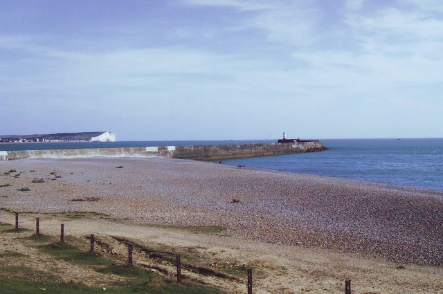 West Quay Beach Newhaven
