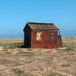 Fisherman's Hut at Dungeness
