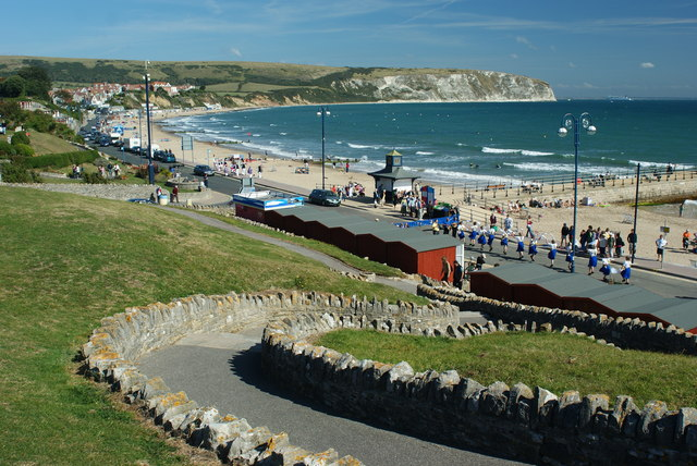 Swanage for the day