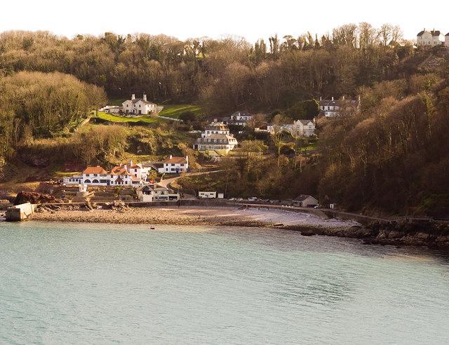 Babbacombe Beach : Devon : UK Beach Guide