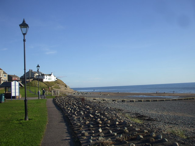 Seascale Beach - Cumbria