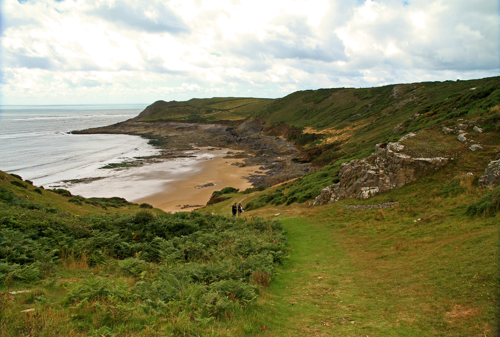 Fall Bay - Glamorgan