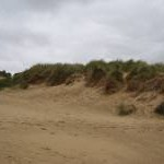 First dune ridge, Camber Sands