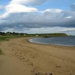 Beach near Lothbeg Point