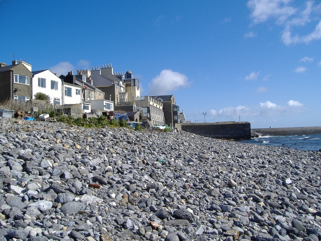 Castletown Beach - Isle of Man