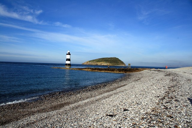 Penmon Point Beach - Anglesey