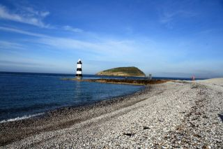 Penmon Point Beach