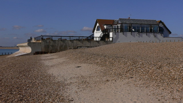 West Hayling (Island) Beach - Hampshire