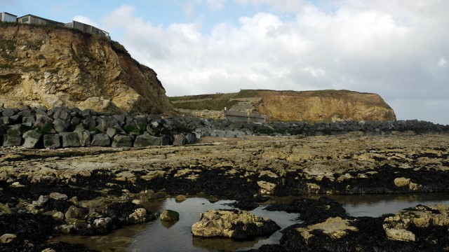 Featherbed Rocks Beach - County Durham