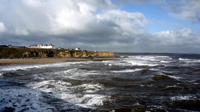 Dalton Burn Beach - County Durham