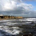 Seaham from the harbour