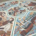 Mosaic of Fishguard's history