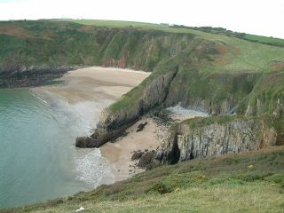 Skrinkle Haven Beach