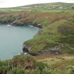 View over Bossiney Haven