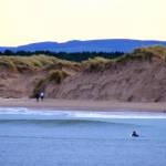The Sand Dunes at Lossiemouth