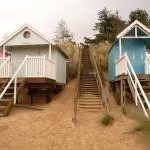 Wells-next-the-Sea: steps from the beach