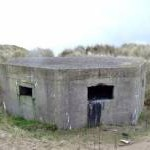 Pillbox by the Water of Philorth