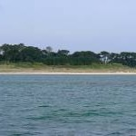 Northern part of Pentle Beach, Tresco, Scilly