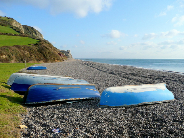 Branscombe Beach - Devon