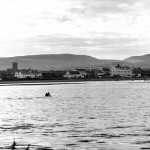 Castletown, view from Langness peninsula