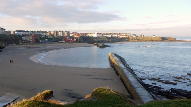Cullercoats Beach (Tynemouth) - Tyne and Wear