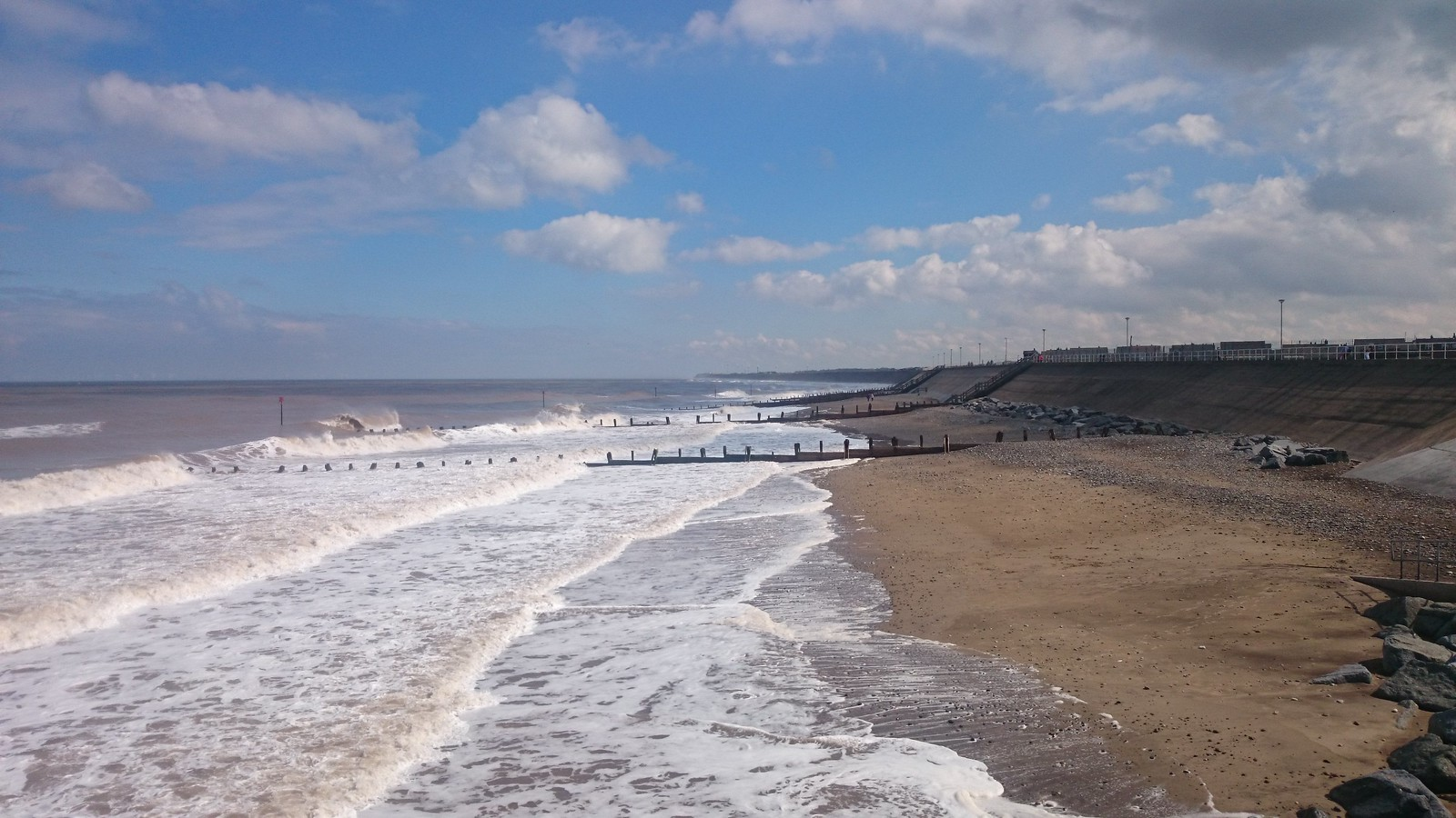 Withernsea Beach - Yorkshire
