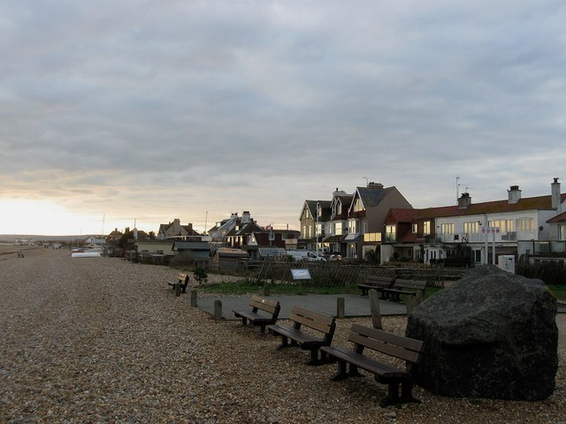 Pevensey Bay - East Sussex
