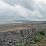Foreshore at Dunster Beach