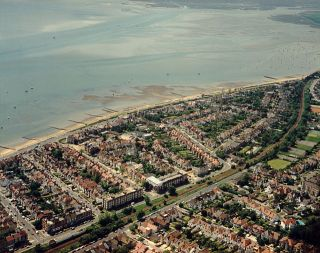 Southend - Chalkwell Beach