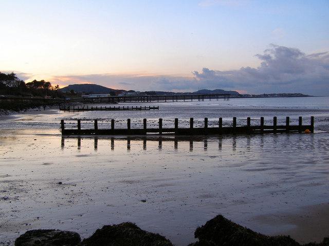 Colwyn Bay Wales Colwyn Bay Clwyd