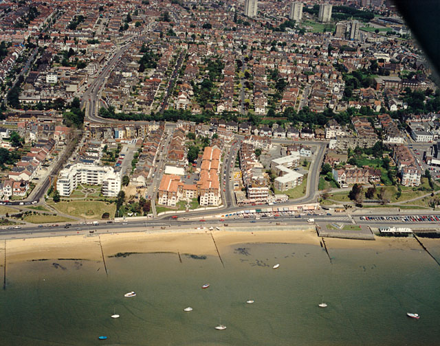 Southend - Westcliff Bay - Essex
