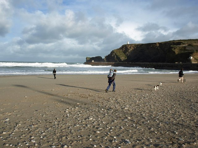 Portreath Beach - Cornwall