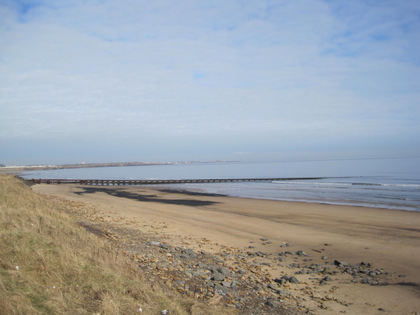 Cambois - North Beach - Northumberland