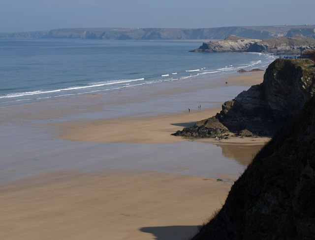 Great Western Beach (Newquay) - Cornwall