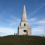 Monument in Victoria Park, Killiney