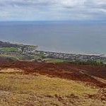 Golspie from Ben Bhraggie