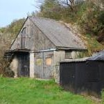 Fishing sheds, Porthallow
