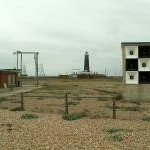 Former experimental station, Dungeness