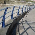 Railings in Portreath