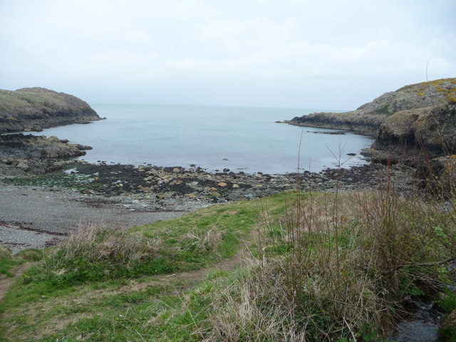 Porthsychan Beach - Pembrokeshire